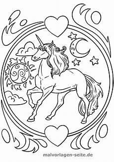 Unicorn Malvorlagen Malvorlage Einhorn Ausmalbilder Kostenlos