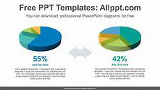 Drawing Pie Charts Ppt 3d Pie Charts Powerpoint Diagram Template