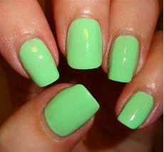 Light Pink And Green Nails Wendy S Delights Born Pretty Store Fluorescent Neon Nail