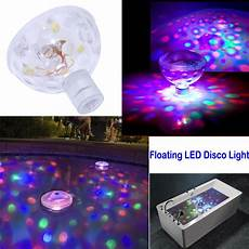 Glow Buoy Floating Pool Light Underwater Led Glow Light Show Floating Quot Disco Ball Quot For