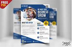 Free Business Flyer Design Business Flyer Free Psd Bundle Psd Zone