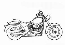 Malvorlagen Gratis Dibujos Para Colorear De Motos Chopper Sonta Berry