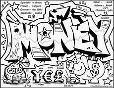 Graffiti Malvorlagen Word Money Graffiti The Gallery Presents Current Highlighted