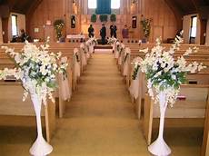 getting it right with church wedding decorations wedding