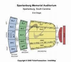 Spartanburg Memorial Auditorium Seating Chart Spartanburg Memorial Auditorium Seating Chart