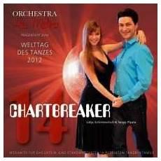 Chart Breaker Cd Chartbreaker For Dancing Volume 14 Tanzversand Shop