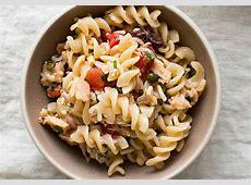 Mediterranean Tuna Pasta Recipe   SimplyRecipes.com
