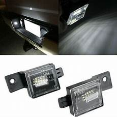 1994 Chevy Silverado License Plate Light 2x Led License Plate Number Light Lamp Fit For Chevy