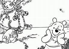 Winnie Pooh Malvorlagen Din A4 Coloring Pages Winnie The Pooh Classic Coloring Home