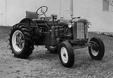 Antique Tractors 1946 Zetor 25a Picture