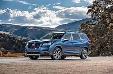 2019 Subaru Suv by Exclusive 2019 Subaru Ascent Prototype Drive