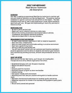 Automotive Technician Resume Delivering Your Credentials Effectively On Auto Mechanic
