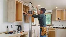 installing kitchen cabinets smooth and