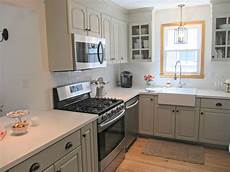 corian kitchens corian linen counters gray cabinets farmhouse sink our