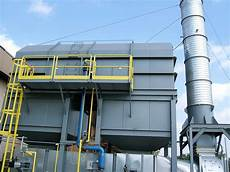 Air Pollution Control System Design Direct Fired Thermal Oxidizer Supplier Air Pollution