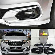 Honda Jazz Light Fit 2017 Honda Jazz Fog Lamp Light Cover With Led Daytime