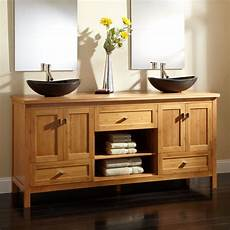 72 quot alcott bamboo vanity with matching top bathroom