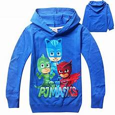pj mask clothes pj masks jacket hoodie for boy 4t cotton import it all