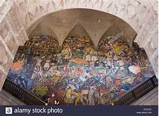 quot the history of mexico quot 1929 1935 diego rivera fresco