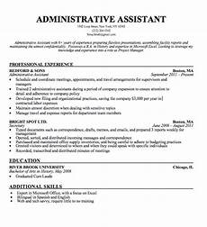 Skills For Administrative Assistant Here S How To Create A Standout Administrative Assistant