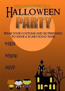 Halloween Invites Halloween Party Invitation Free Printable Pretty