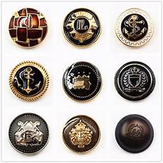 clothes buttons n1711231 10pcs metal buttons clothing accessories diy