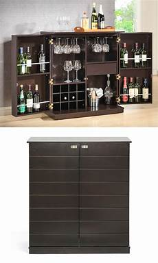 modern bar and wine cabinets