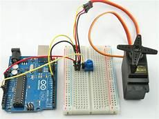 Arduino Servo Motor Control Overview Arduino Lesson 14 Servo Motors Adafruit