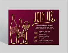 Invite To A Party Wording Champagne Corporate Party Invitation 1025677 The
