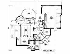 Western Homes Floor Plans Western Craftsman Home 4 Bedrms 4 5 Baths 4936 Sq Ft