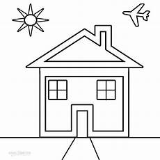 printable shapes coloring pages for