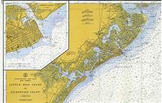 Tide Chart Hereford Inlet Nj Little Egg Inlet To Hereford Light 1957 Nautical Map