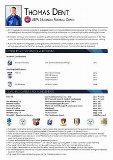 Football Coach Cv Template Sport Careers On Twitter Quot Professional Sport Is