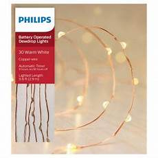 Philips 30ct Christmas Battery Operated Led Dewdrop Fairy String Lights Creative Christmas Trees To Use Every Year Hgtv