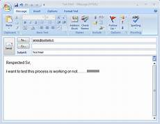 How To Use An Email Template Create And Save Email Template In Outlook As Oft