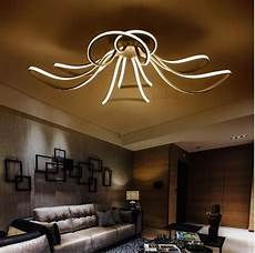 Norma Modern Led Ceiling Light Modern Led Acrylic Design Ceiling Lights Dimmable Color