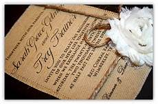 Burlap Wedding Invitations Wedding Invitation Guide My Big Fat Diy Wedding
