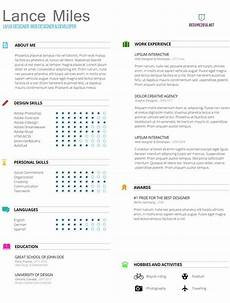 Outstanding Resume Examples 20 Awesome Resume Templates 2016 Get Employed Today