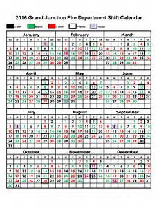 48 96 Fire Schedule Calendar Shift Calendar Grand Junction Fire Department News