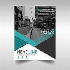 Report Cover Templates Abstract Annual Report Cover Template Vector Free Download