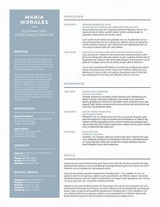 Resume Builder Template Free Download How To Make A Photoshop Resume Template Free Resume Download