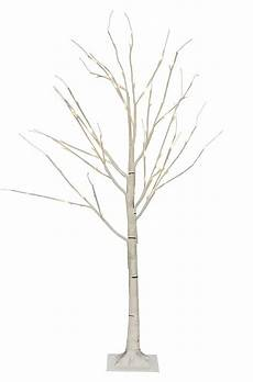 Birch Light Hi Line Gift 48 Led Lights White Birch Tree The Home