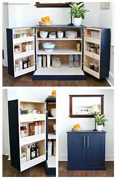 diy freestanding kitchen pantry cabinet jaime costiglio