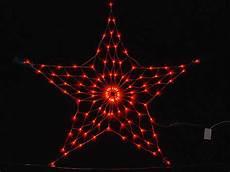 Five Star Lighting Twinsburg Red Five Star Led Net Lights For Christmas Lighting Street