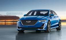 2019 cadillac ct3 2019 cadillac ct5 review design engine release date