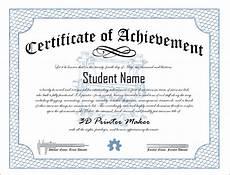 Wording For Certificate Certificate Of Achievement Wording Printable Receipt