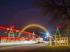 Christmas Light Displays In Des Moines Iowa Jolly Holiday Lights To Move From Water Works To Adventureland