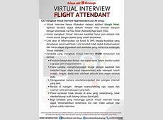 Lion Air Group Flight Attendant Recruitment   Better Aviation