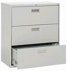 sandusky lateral file cabinet 3 drawer 36 quot w