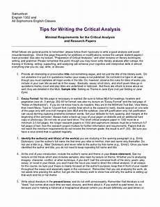 Critical Reading Essay Examples Reader Response By Donalyn Miller